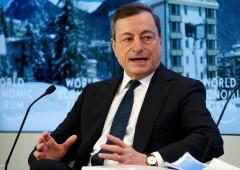 Bce: arsenale svuotato. Quella frase di Draghi che difende la Germania