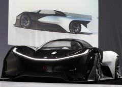 Svelata l'auto del futuro, è una Batmobile non inquinante