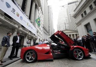 Borsa Milano: avvio 2016 pessimo, crollo Cina. Debutta Ferrari