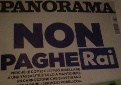 """Canone Rai: """"una imposta espropriativa"""""""