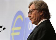 """Bce, Mersch: """"tornerà l'inflazione negativa in Eurozona"""""""