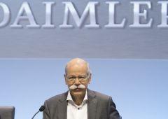 Daimler, bonus record per dipendenti fa impallidire FCA