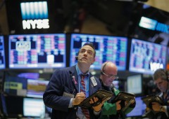 Wall Street finale in corsa grazie al petrolio, Wti +6%
