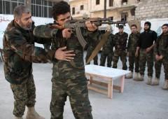 La folle politica estera Usa in Siria