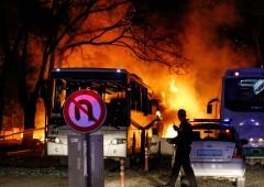 Strage ad Ankara, 28 morti. Turchia attacca postazioni PKK