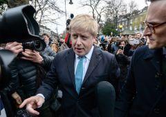 Boris Johnson su Merkel: per Erdogan sacrifica libertà di parola