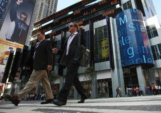 Borse, Morgan Stanley: fase rialzista agli sgoccioli