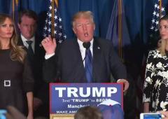 Elezioni Usa: trionfano outsider Sanders e Trump in New Hampshire
