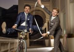 Abiti su misura con un clic, start-up italiana sfonda