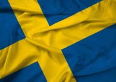 Svezia taglia tassi al -0,5%, corona ai minimi da agosto