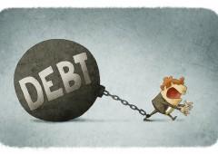 """Debito globale continua a crescere: """"default inevitabili"""""""