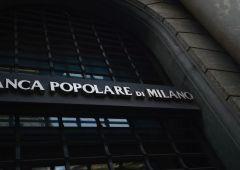 Pop Milano-Banco Popolare: nasce colosso da 170 miliardi