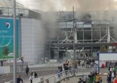 Isis attacca cuore d'Europa, 34 morti e 230 feriti a Bruxelles
