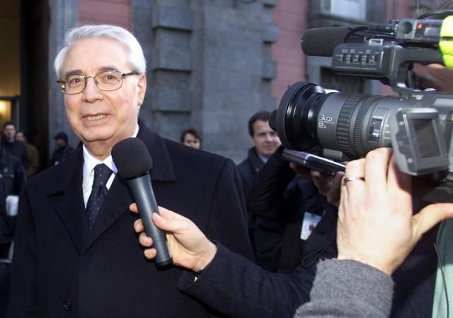 Cesare Geronzi, simbolo della gestione familiare del settore bancario italiano
