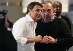 """Marchionne-Renzi, prosegue l'idillio. Ecco """"il vero problema in Italia"""""""