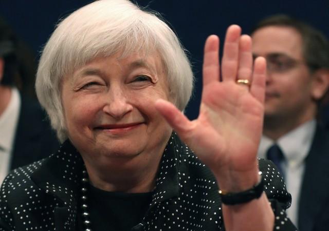 Janet Yellen, presidente della Fed