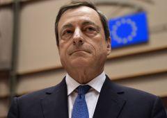 Bce: crescita a rischio dopo Brexit, scarsa liquidità