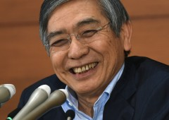 Giappone, tassi in un territorio inesplorato
