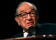 Greenspan: nuova crisi scoppierà in Italia o in Grecia