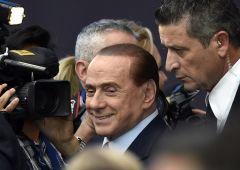 """Caso Meloni, anche per Berlusconi: """"una mamma non può essere sindaco"""""""