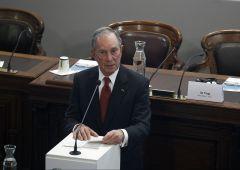 """Bloomberg non correrà per la Casa Bianca: """"non vincerei"""""""
