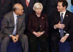 Banche centrali e l'accordo segreto al G20 di Shanghai