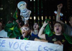 Brasile: immunità Lula, intercettata telefonata Rousseff