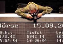Banche d'affari: cresce divario tra Usa e Europa