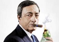 """Germania contro Bce: """"uno tsunami"""". Draghi gioca coi soldi dei tedeschi"""
