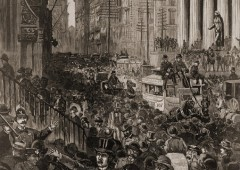 """Mercati: """"attenzione, il 2016 ricorda la crisi del '29"""""""