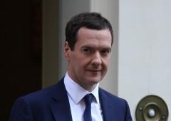 Uk, Osborne costretto ad altri tagli e austerità