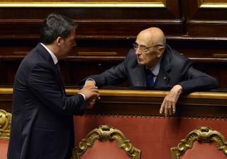 Renzi contro le toghe: