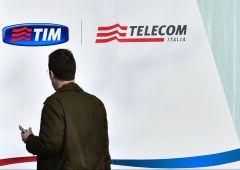 TIM: a rischio 22mila posti, governo per opzione rete unica