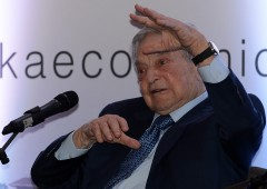 "Soros: ""Cina ricorda gli Usa nel 2008"""