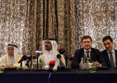 Borse giù, isolamento Qatar schiaccia il petrolio
