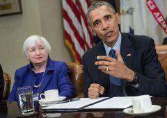 Fed, nuove riunioni di emergenza. E l'incontro top secret Yellen-Obama
