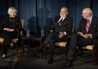 Bernanke: