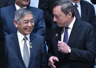 Tassi negativi mettono in crisi anche i conti delle banche centrali