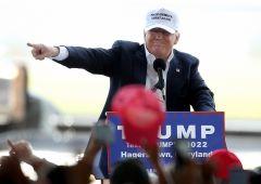 """Elezioni Usa: tutti contro Trump. Lui: rivali """"matematicamente morti"""""""