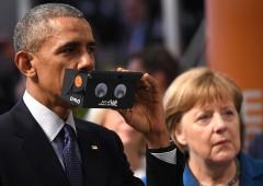 """G5, Obama vede leader Ue: """"Avanti con trattato Ttip"""""""