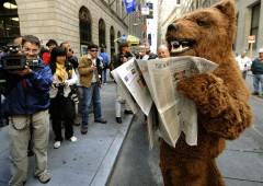Trema Wall Street, metà S&P 500 in fase orso. E ora?