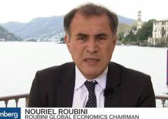 """Roubini: """"Brexit sancirà fine dell'Ue"""""""