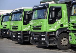 Da Ue multa storica a cartello aziende di camion