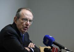 """Padoan: """"Addio a Schengen più pericoloso di crisi euro"""""""