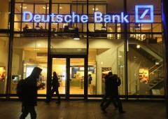"""Caso Mps, Deutsche Bank accusata di """"crimanilità organizzata"""""""
