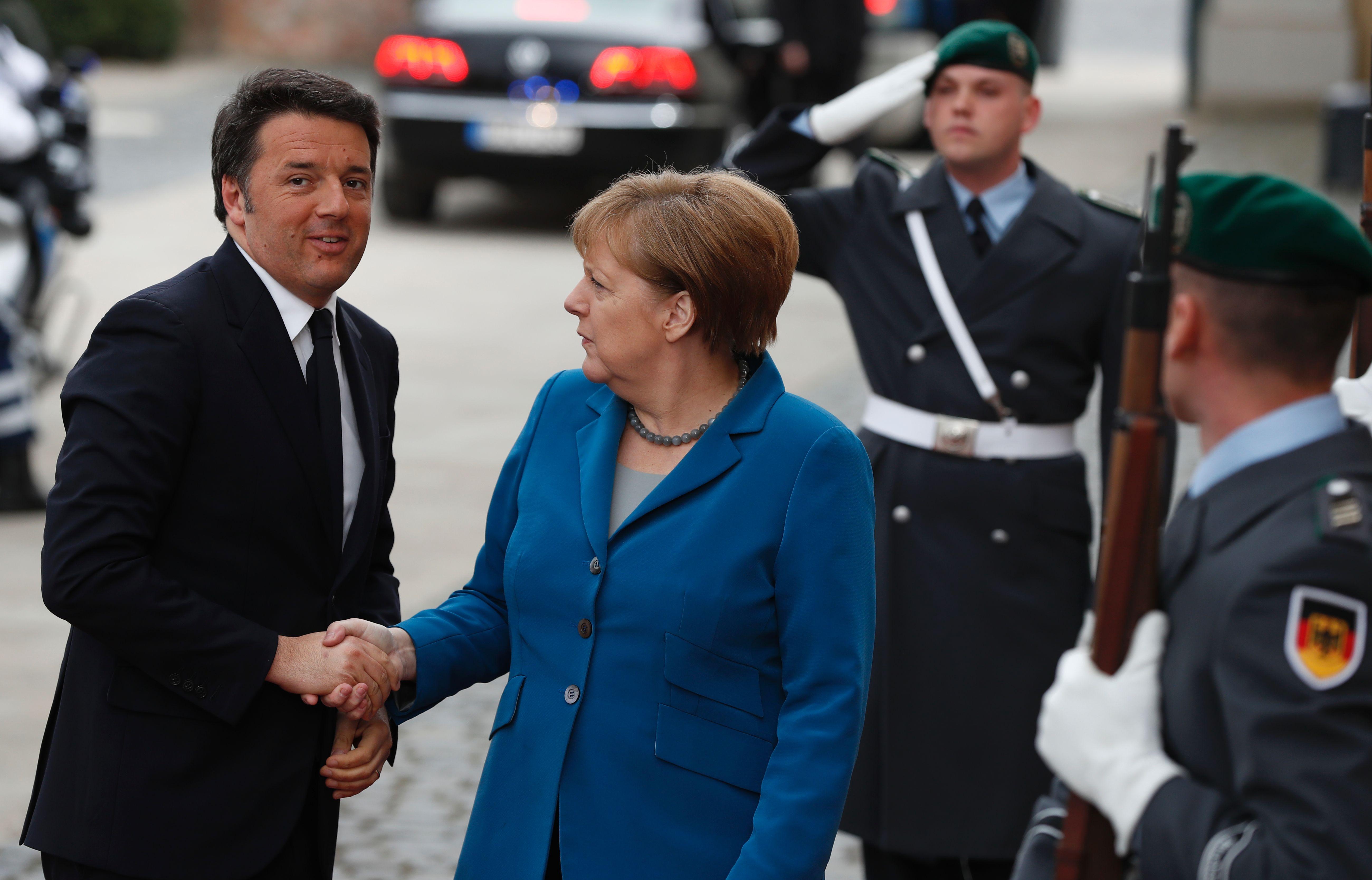 Italia E Germania Due Pesi Due Misure S 236 Ue A
