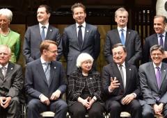 Flop G7 affossa i mercati: spettro guerra valutaria