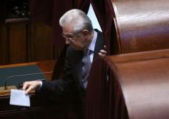 E ora Mario Monti attacca anche il diritto di voto. Voce anche dal PD