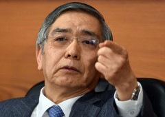 """""""Giappone rischia una crisi come quella greca"""""""