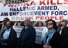 Troika in Grecia: con austerity boom suicidi e mortalità infantile